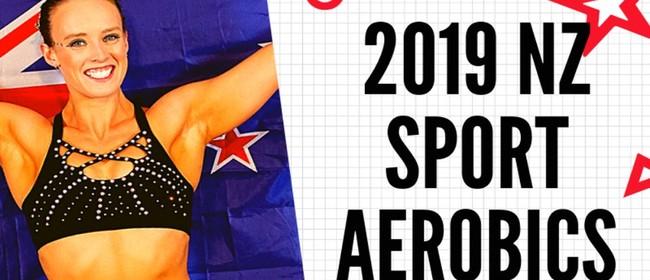 NZ Sport Aerobics and Fitness Open