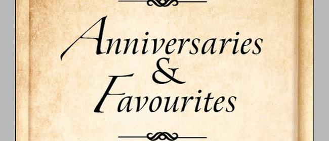 Cantorum - Anniversaries and Favourites