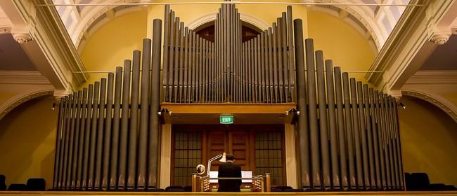 Restoring the organ 2019 Organ Fundraiser Concert Series