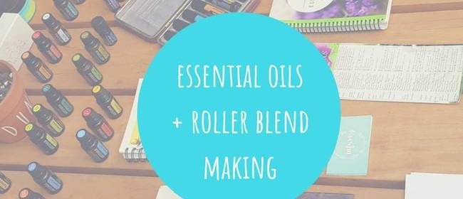 Essential Oils + Roller Blends