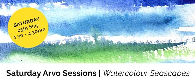 Watercolour Seascapes Adults Art Workshop