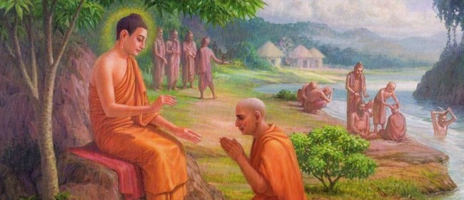 Talk: The Buddha and his Friendship with Ānanda