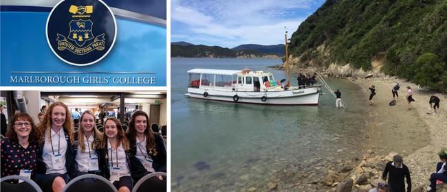 Marine Field Day - Cawthron Marlborough Environment Awards