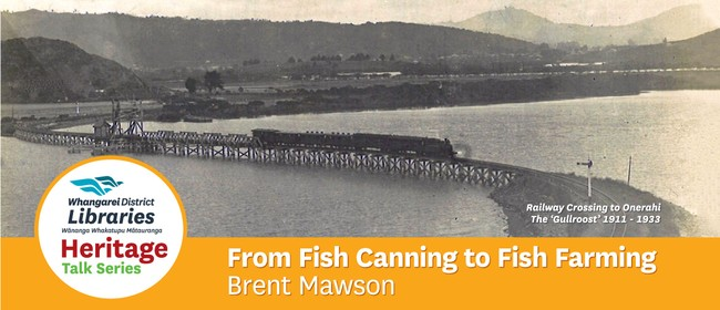 Heritage Talk Series - From Fish Canning to Fish Farming