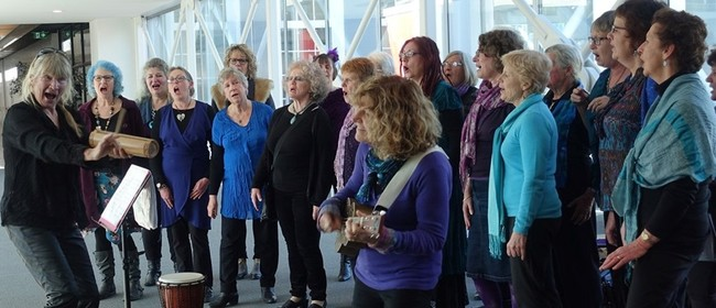 Love Notes: Women In Harmony Exploring Musical Love Aspects