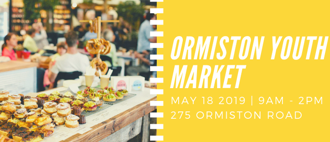 Ormiston Youth Market