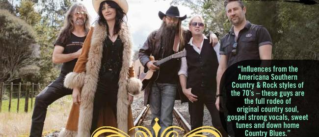 Catherine Tunks & Her Bona Fide Band Harvest Tour