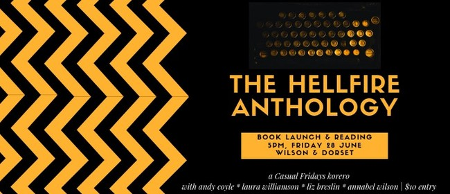 The Hellfire Anthology - Book Launch