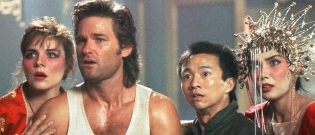 Big Trouble In Little China (35mm)