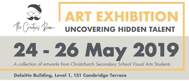 Art Exhibition - Uncovering Hidden Talent