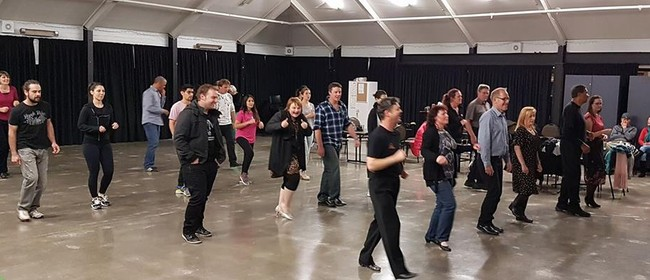 Beginners Salsa 8 Week Course @ Munro Studio
