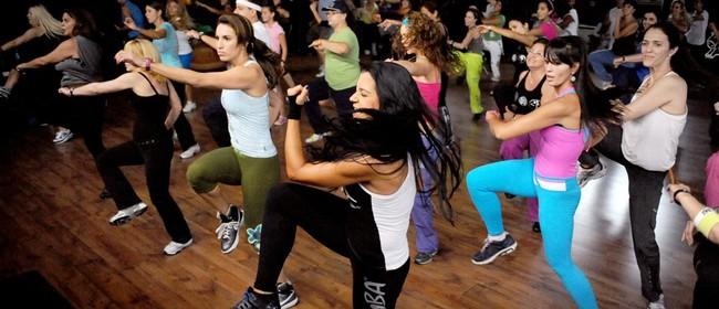 Weekly Zumba Dance Fitness Class