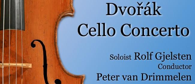 Manawatu Sinfonia - Dvorak Cello Concerto