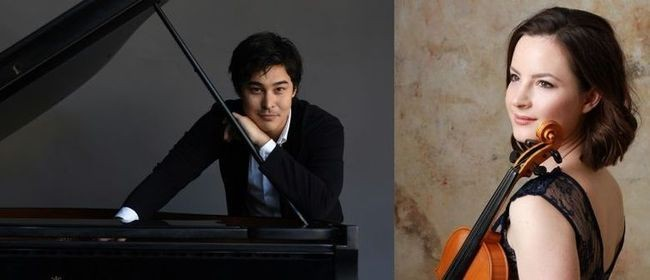 Lunchtime Recital Series - Amalia Hall & Christopher Park