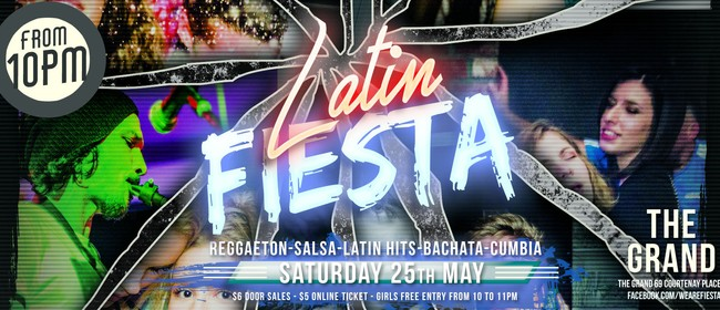 Latin Party Fiesta