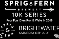 Brightwater Sprig & Fern 10k Fun Run & Walk