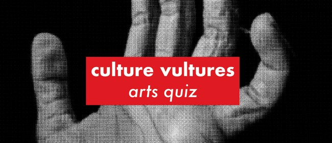 Culture Vultures Arts Quiz