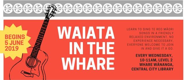Waiata In the Whare
