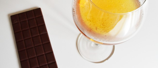 Beer and Chocolate Pairing Session