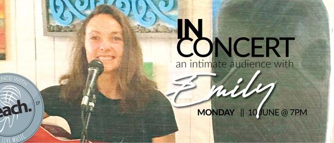 Emily Stachowiak - Acoustic Singer-Songwriter
