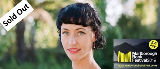 Marlborough Book Festival - Eleanor Ozich