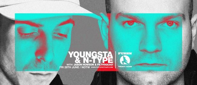 Fuzen 20yrs: Youngsta + N-Type