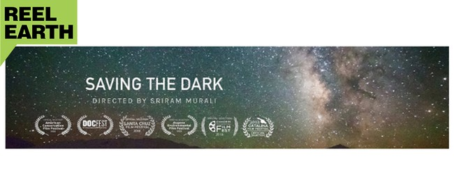 Reel Earth Screening - Saving the Dark