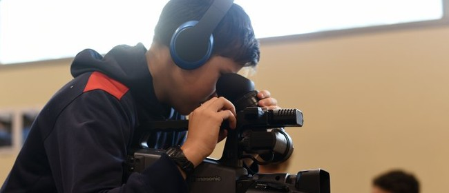 Make a Film (Ages 10-13) TAPAC July Holiday Programme