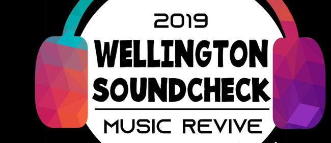 Soundcheck 2019 - Music Revive
