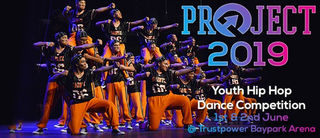 Project Youth Hip Hop Dance Competition 2019