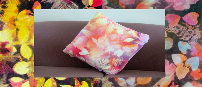 Upbeat Cushion Covers with Val Cuthbert