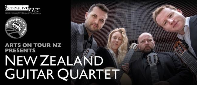 NZ Guitar Quartet