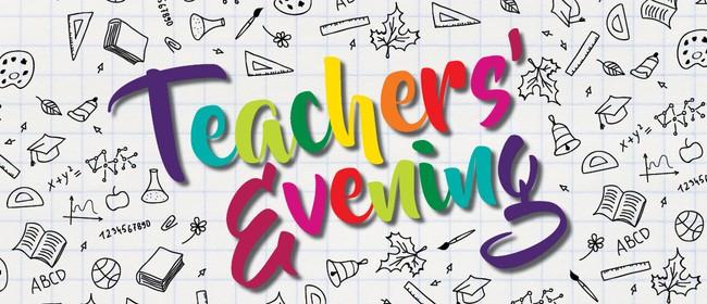 Teachers' Evening