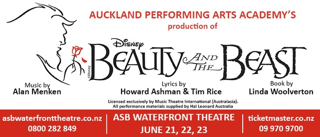 APAA's Production of Disney's Beauty and the Beast