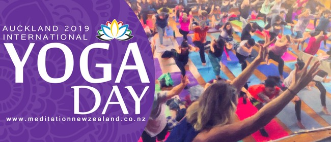 Yoga Day 2019 with Nikki Ralston & Samantha Doyle