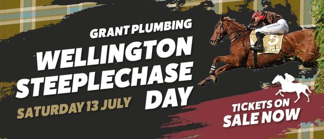 Wellington Steeplechase Day