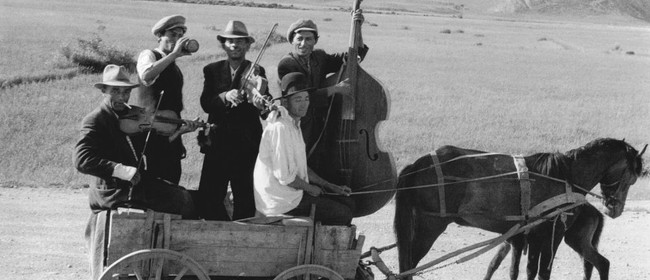 Black Sea Spooks - Balkan Gypsy Jazz