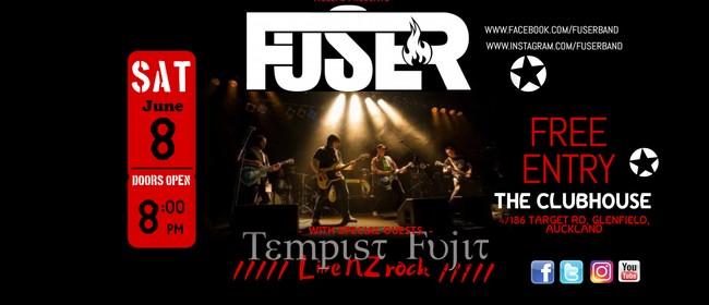 FUSER Live in Auckland