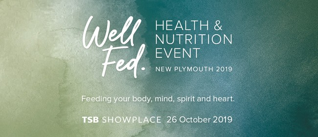 Well Fed Health & Nutrition Event