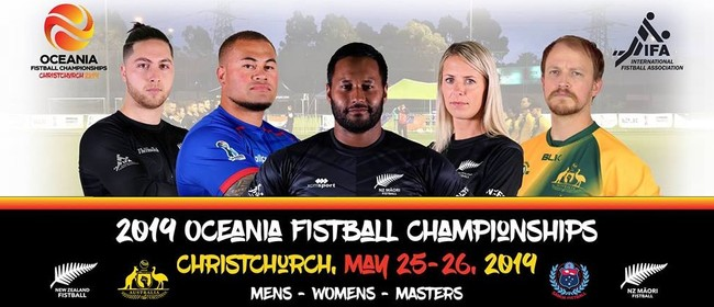 2019 TTR Oceania Fistball Championships