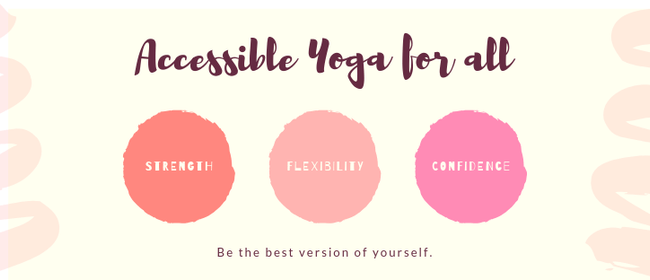 Accessible Yoga (Beginners) Course