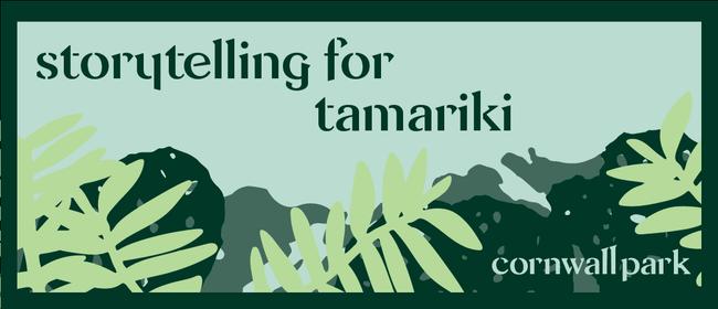Storytelling for Tamariki