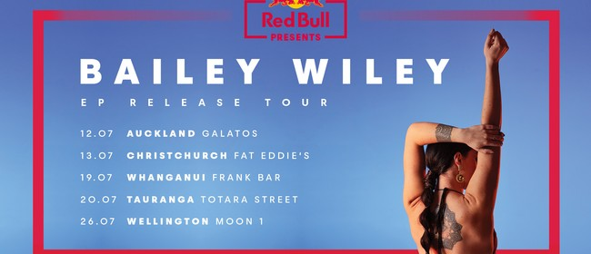 Red Bull: Bailey Wiley EP Release Tour