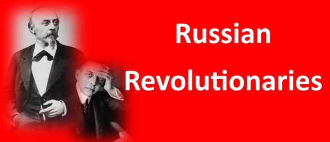 Nelson Symphony Orchestra: Russian Revolutionaries