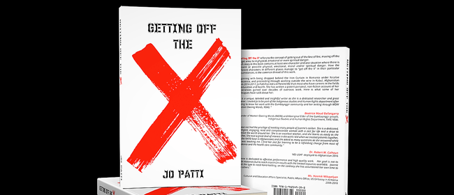 Author Event: Getting Off The X with Jo Patti