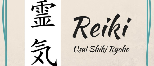 Usui Reiki Intensive Level 1 & 2