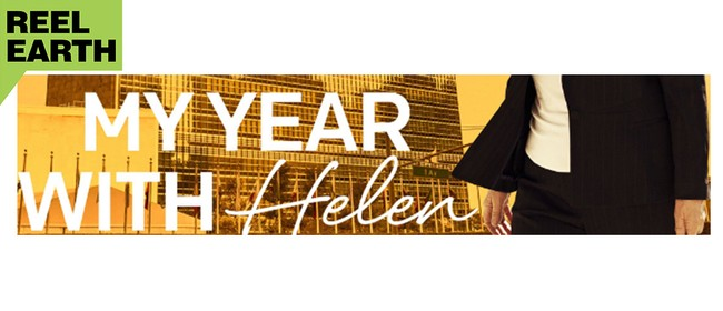Reel Earth Screening - My Year With Helen
