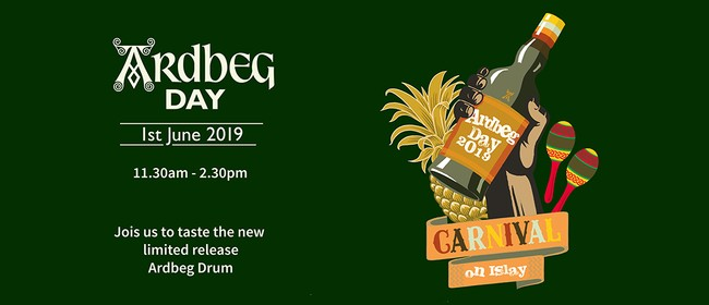 Ardbeg Day - Ardbeg Drum Limited Release