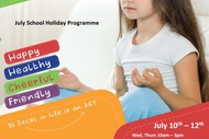 All Round Training in Excellence July School Holiday Program
