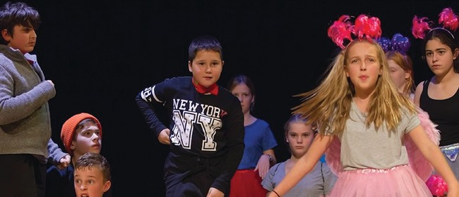 Hit the Stage! (Ages 10-14+) TAPAC July Holiday Programme